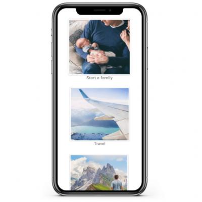 Iphone goals 2
